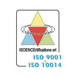 Certificazione en iso 10014-2007