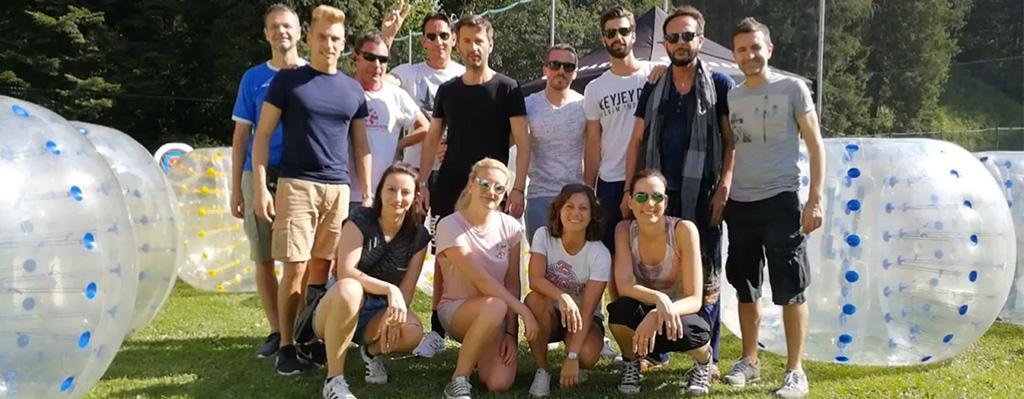 Team Building ConsulGroup: una giornata di Orienteering