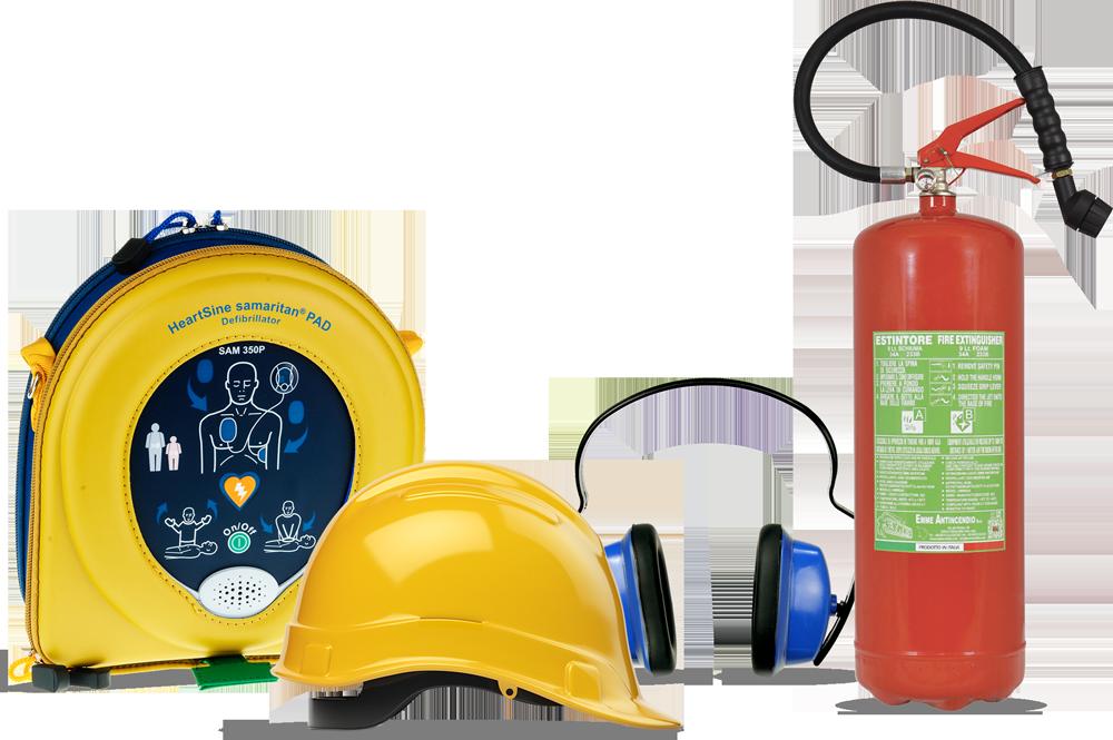 Co-Pe - Antinfortunistica Antincendio