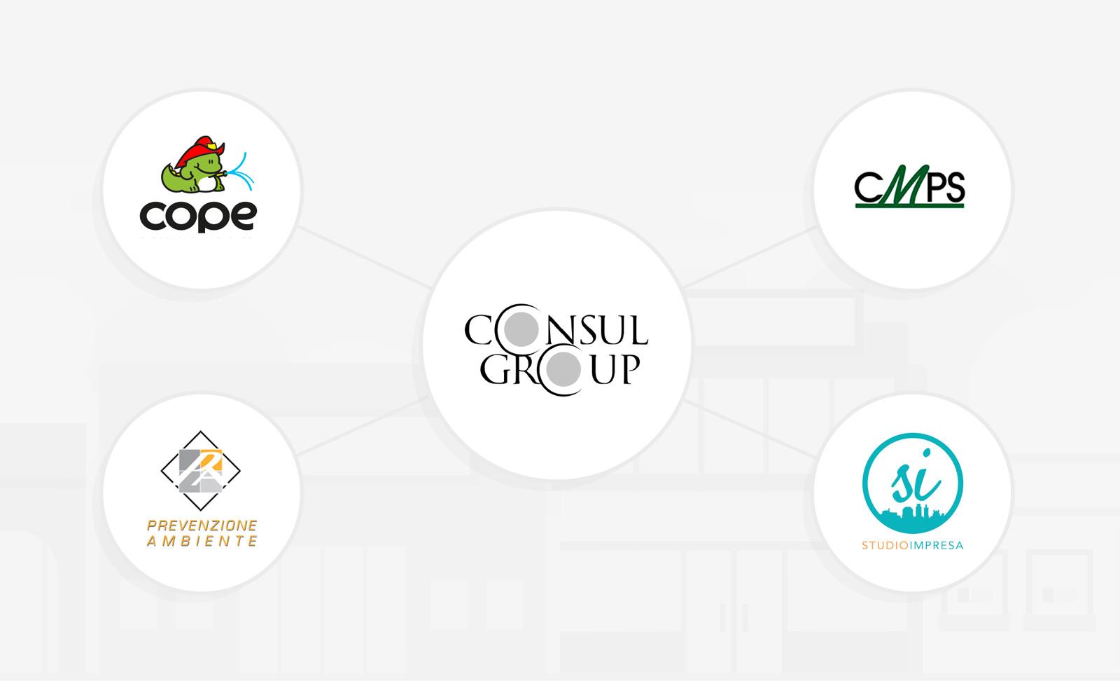 Loghi gruppo - ConsulGroup